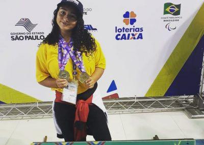 Beatriz Eduarda na Seleção Brasileira